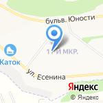 АРТ Мастер на карте Белгорода