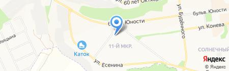 Форум 31 на карте Белгорода
