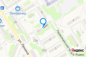 Снять двухкомнатную квартиру в Высоковске г.о. Клин, Первомайский пр., 7
