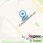 Служба эвакуации на карте Белгорода