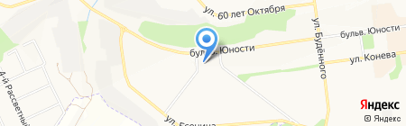 Лифтстрой на карте Белгорода