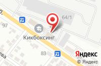 Схема проезда до компании Текстиль-торг в Белгороде