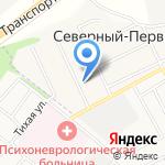 Фирма по прокату строительного инструмента на карте Белгорода