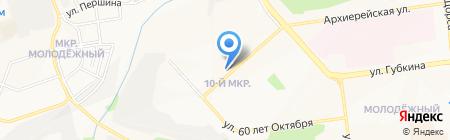 Doktor diesel на карте Белгорода