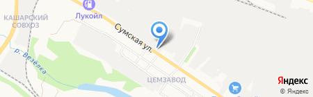 Сантех-дисконт на карте Белгорода