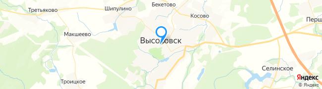 город Высоковск