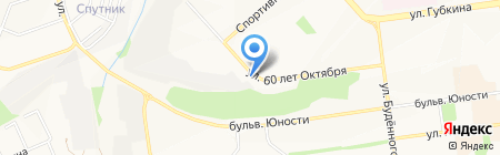 Онлайн Решения на карте Белгорода