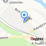 Фотон на карте Белгорода