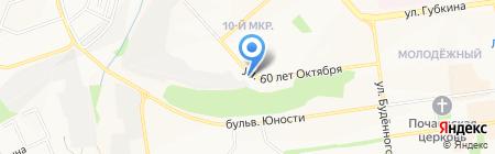Leader Team на карте Белгорода