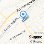 Bars на карте Белгорода