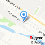 Азбука Дома на карте Белгорода