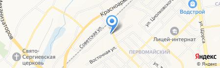 Транс-Югкомплект на карте Белгорода