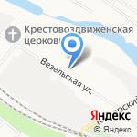Сервис на карте Белгорода