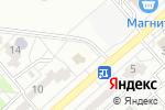 Схема проезда до компании Сказка в Белгороде