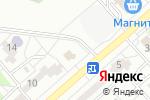 Схема проезда до компании Сервисный центр в Белгороде