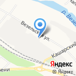 Карат-Сервис на карте Белгорода