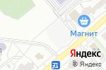 Схема проезда до компании Кронал в Белгороде