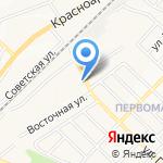 Виста+ на карте Белгорода