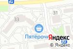 Схема проезда до компании Любимый доктор в Белгороде