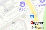 Схема проезда до компании НикСтайл в Белгороде