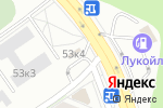 Схема проезда до компании АЗС в Белгороде