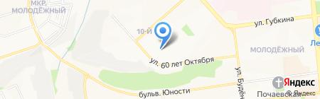 Бьюти на карте Белгорода