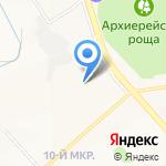 Непоседы на карте Белгорода