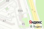 Схема проезда до компании Регионплат в Белгороде