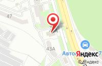 Схема проезда до компании География в Белгороде