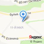 Бел-ремонтСМ на карте Белгорода