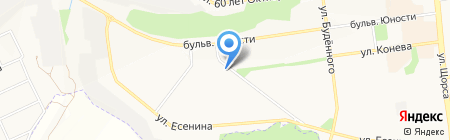 Шоколад и Вино на карте Белгорода