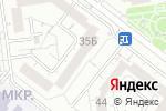 Схема проезда до компании БАХУС в Белгороде