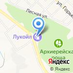 TENT-X на карте Белгорода