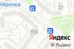 Схема проезда до компании Незабудка в Белгороде