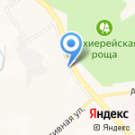 БиГуДи на карте Белгорода