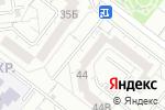 Схема проезда до компании Дуэт в Белгороде