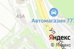 Схема проезда до компании БиГуДи в Белгороде