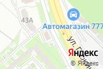 Схема проезда до компании Домашний в Белгороде