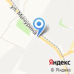 АрхПроектПлюс на карте Белгорода