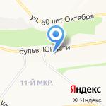 Вокруг света на карте Белгорода