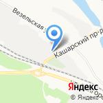 СВ-ПЛАСТ на карте Белгорода