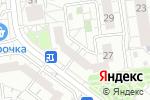 Схема проезда до компании Окна Сервис в Белгороде