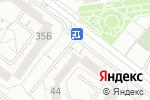 Схема проезда до компании Мир Пива в Белгороде