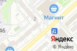Схема проезда до компании Молоток в Белгороде