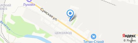 Управление механизации №3 на карте Белгорода