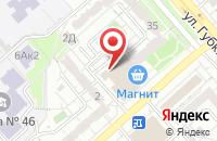 Схема проезда до компании Сеть авиа и железнодорожных касс в Белгороде