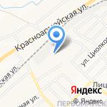 Додо Пицца на карте Белгорода