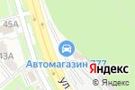 Схема проезда до компании 777 в Белгороде