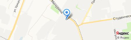 ТеплоГрад на карте Белгорода