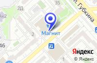 Схема проезда до компании ЖЕЛЕЗНОДОРОЖНАЯ КАССА в Белгороде